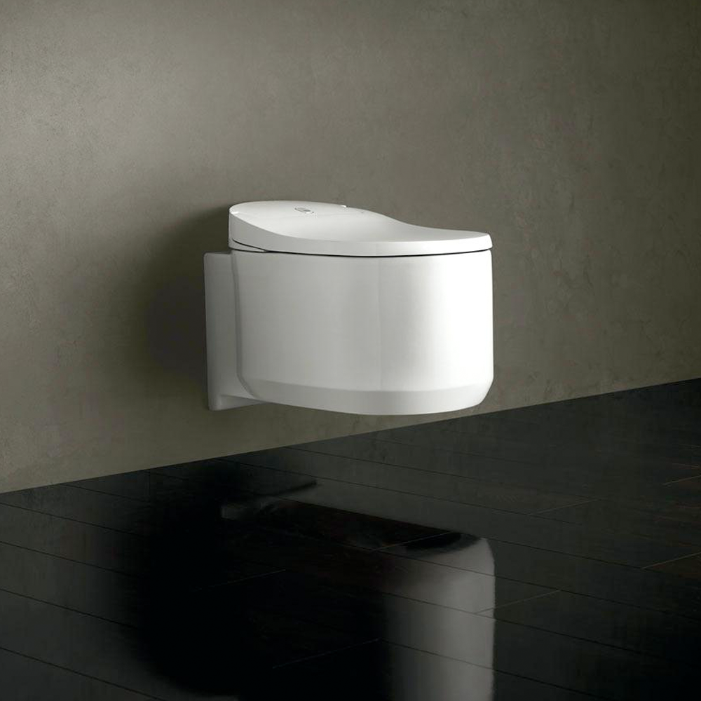 Sensia arena shower toilet wc con funzione bidet integrata for Wc con bidet